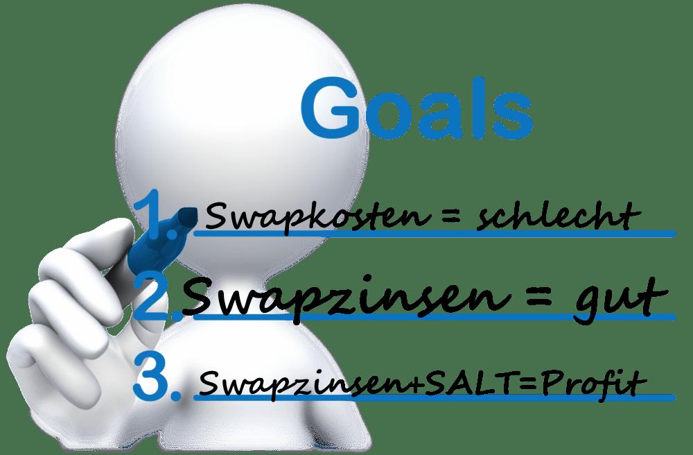 Golden Goose Salt System + Swapzinsen = Profit